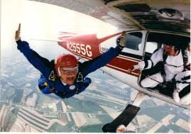 This Website Tells Where You Can Sky Dive In Your State Skydiving West Virginia Washington Dc