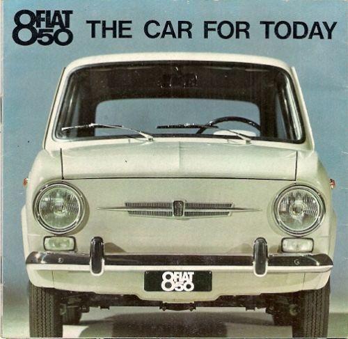 Fiat-850-Saloon-1964-65-UK-Market-Launch-Smaller-Format-Sales - sales brochure