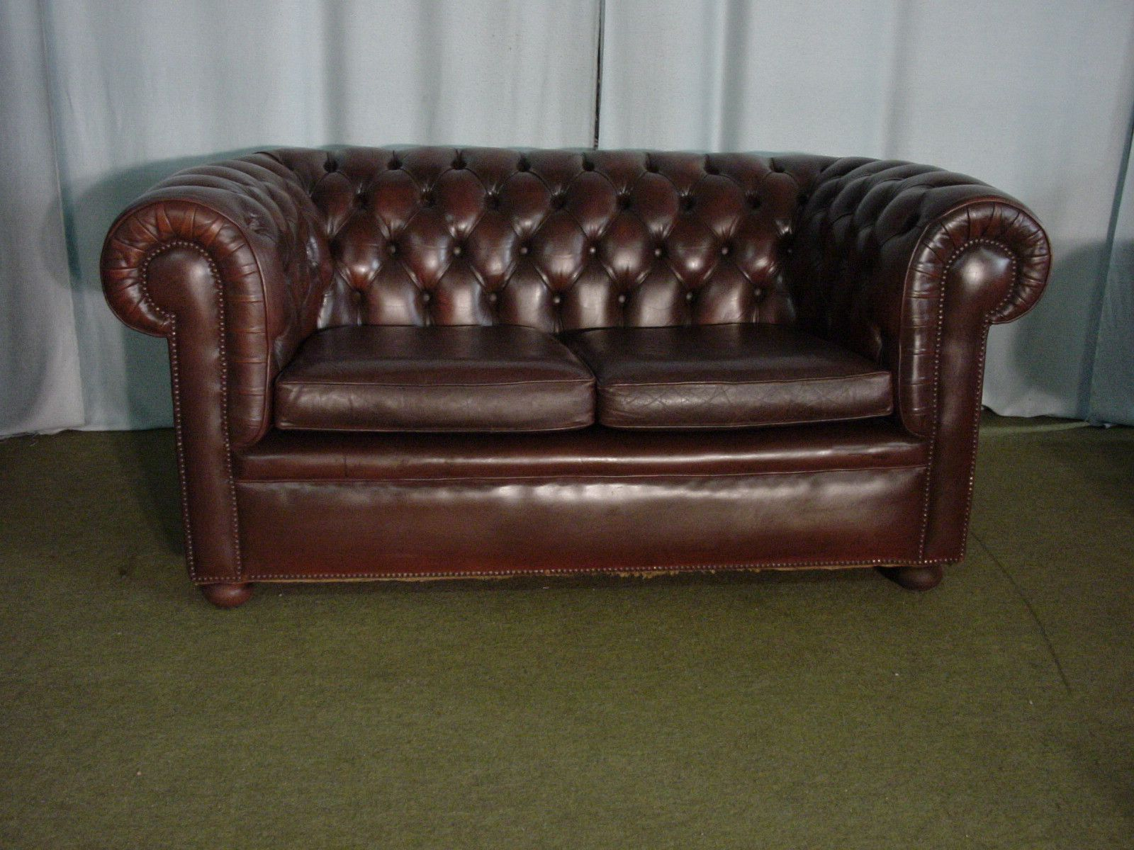 Canapé Chesterfield 2 Places Canapé Chesterfield Marron 2 Places Arrivage D été Fauteuil