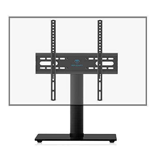Universal TV Stand - Table Top TV Stand for 23-55 inch LCD LED TVs ...