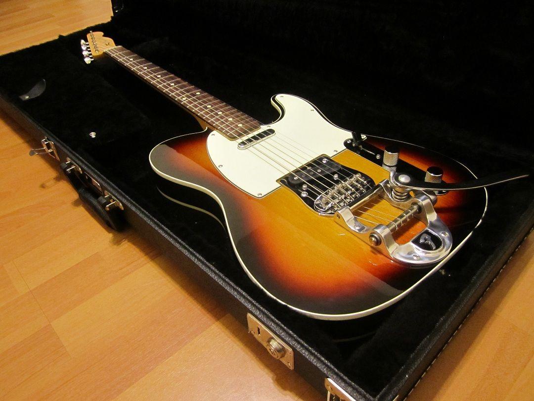 Fender Telecaster '62 Reissue with Bigsby CIJ | Fender