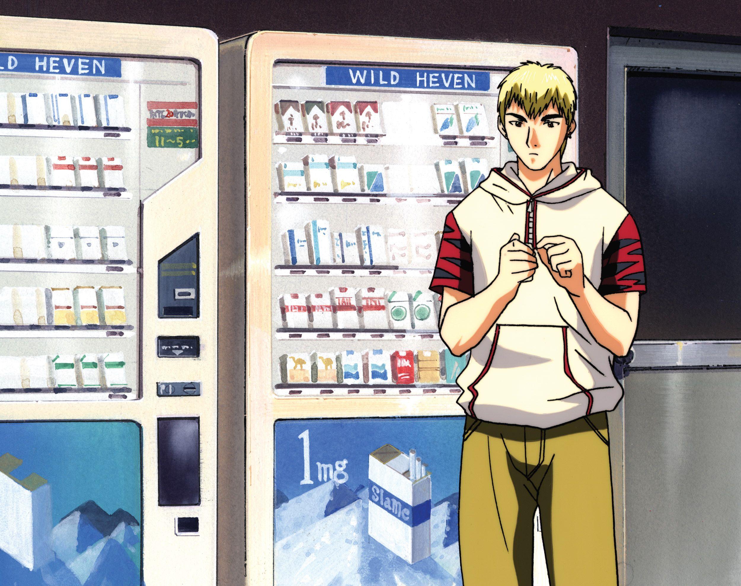 Пин от пользователя *Anisazu * на доске Great Teacher Onizuka