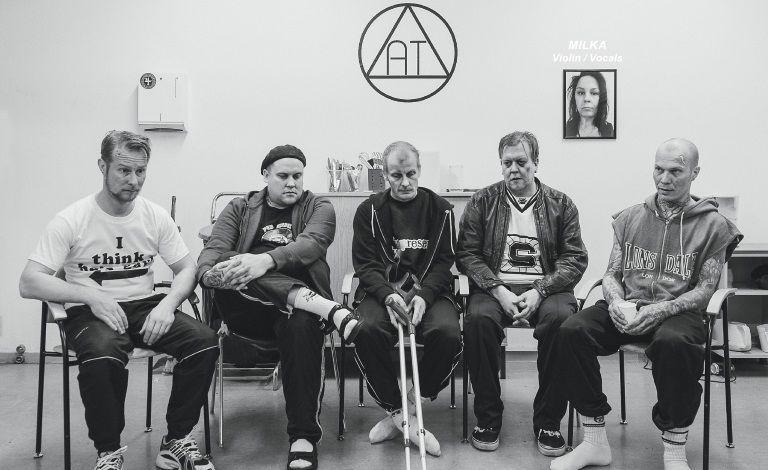 Anal Thunder, Nyrkkitappelu, The Everybody Knows - Ravintola Kerubi (sali), Joensuu - 7.4.2017 - Tiketti