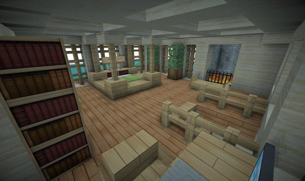 Minecraft interior idea interior design is hard and the for Minecraft indoor decoration ideas