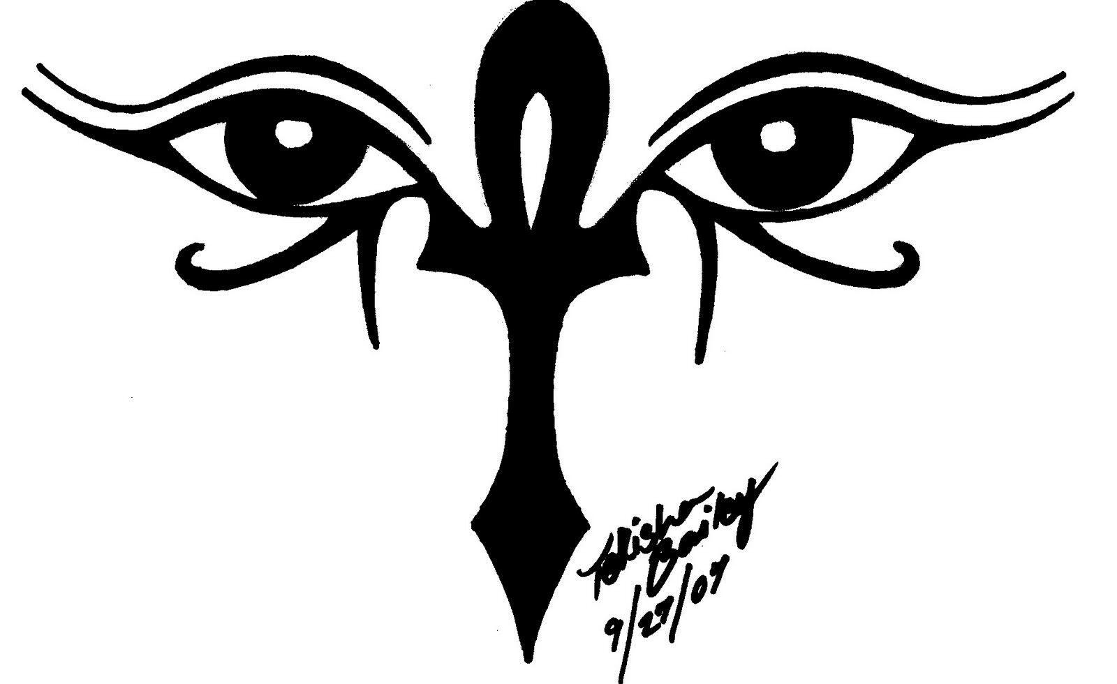 ef1373a49 Eye of ra, ankh and eye of horus | Tattoo Ideas | Horus tattoo, Ankh ...