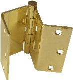 Swing Clear Hinges Improves Clearance For Wheelchairs Carts Etc