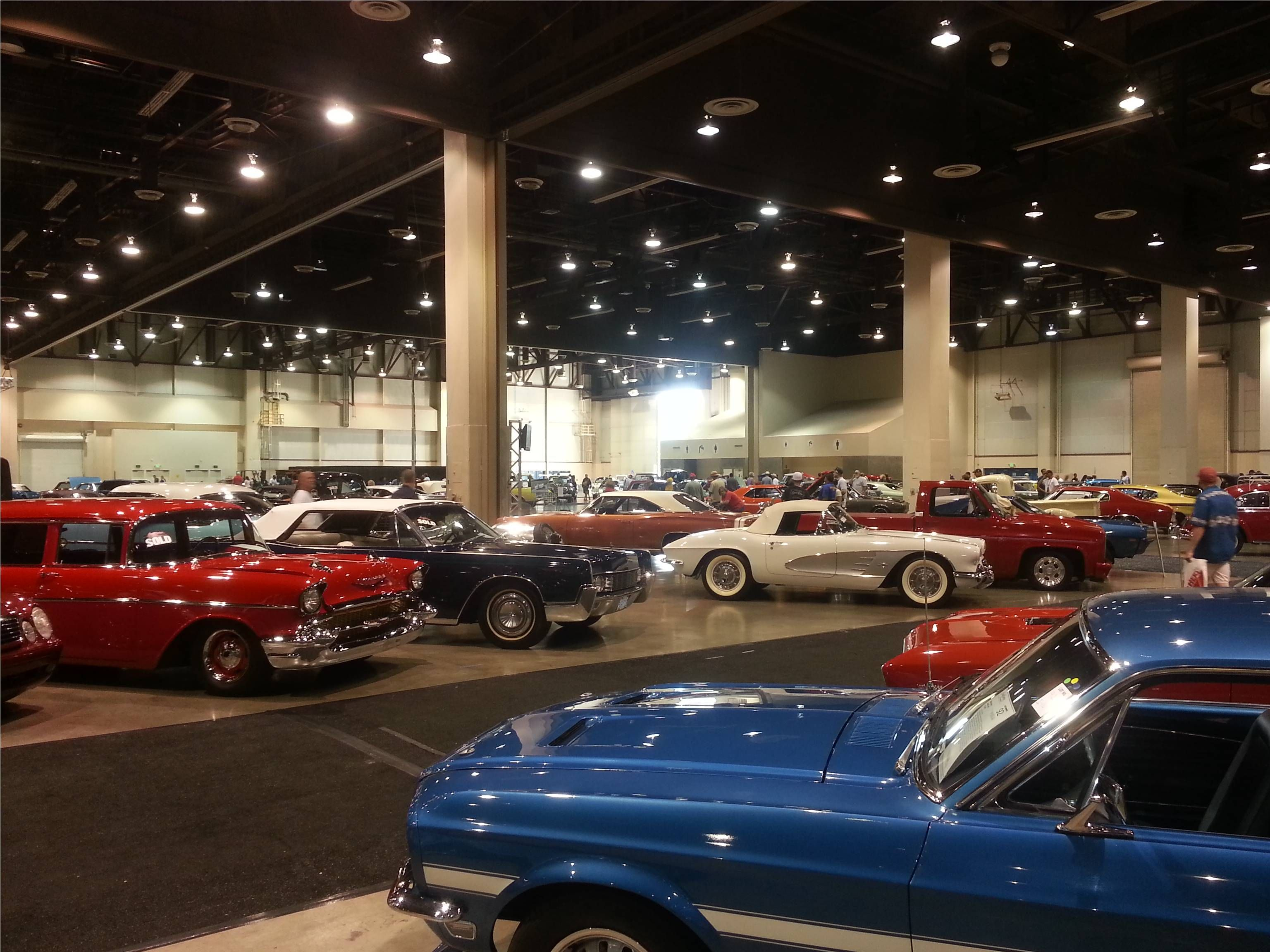 So Many Awesome Cars To Buy At The BarrettJackson Car Auction Held - Car show reno sparks convention center