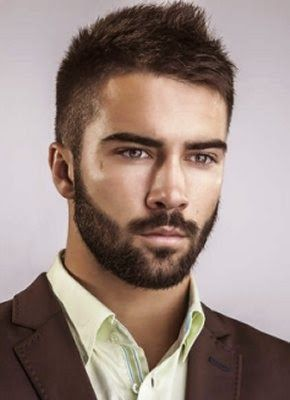 Short Hairstyles For Men With Beard Very Short Mens Hairstyles  Hair Look  Pinterest  Men Hairstyles