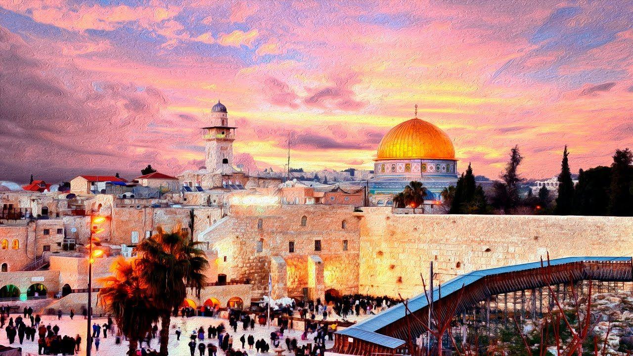 voyage maroc jerusalem