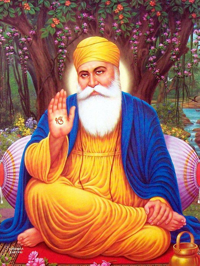 Image result for guru nanak dev ji