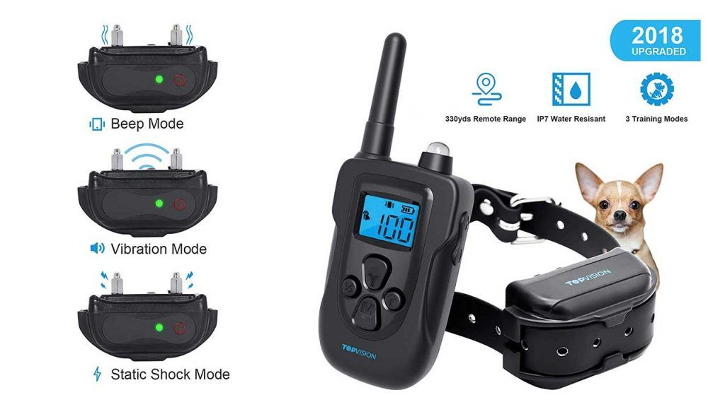 Amazon Coupon Best Dog Training Collar With Remote 3 Training