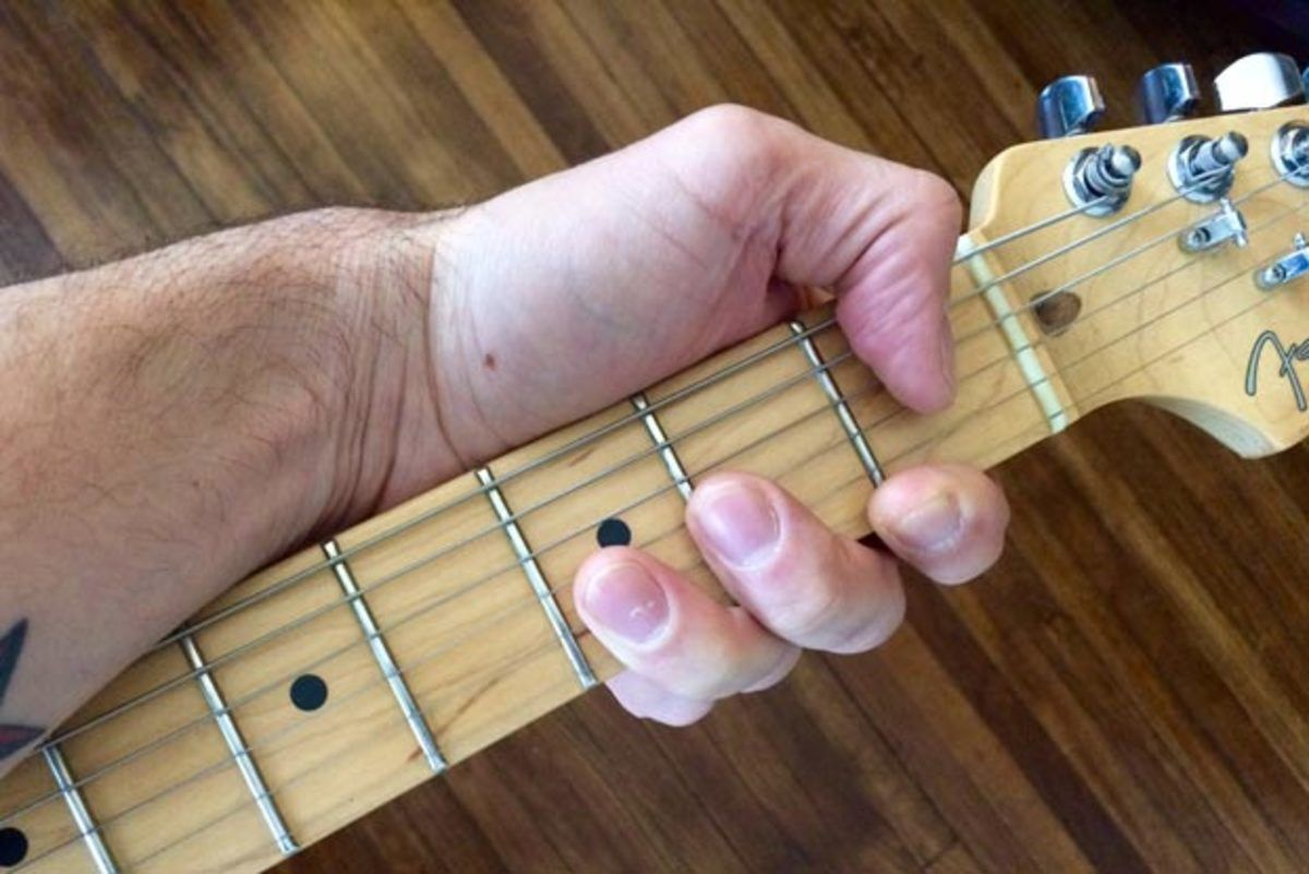 Five Easier Alternatives To The F Chord Alternative Guitars And