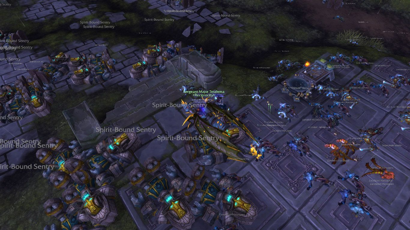 What are these bots farming? #worldofwarcraft #blizzard #Hearthstone