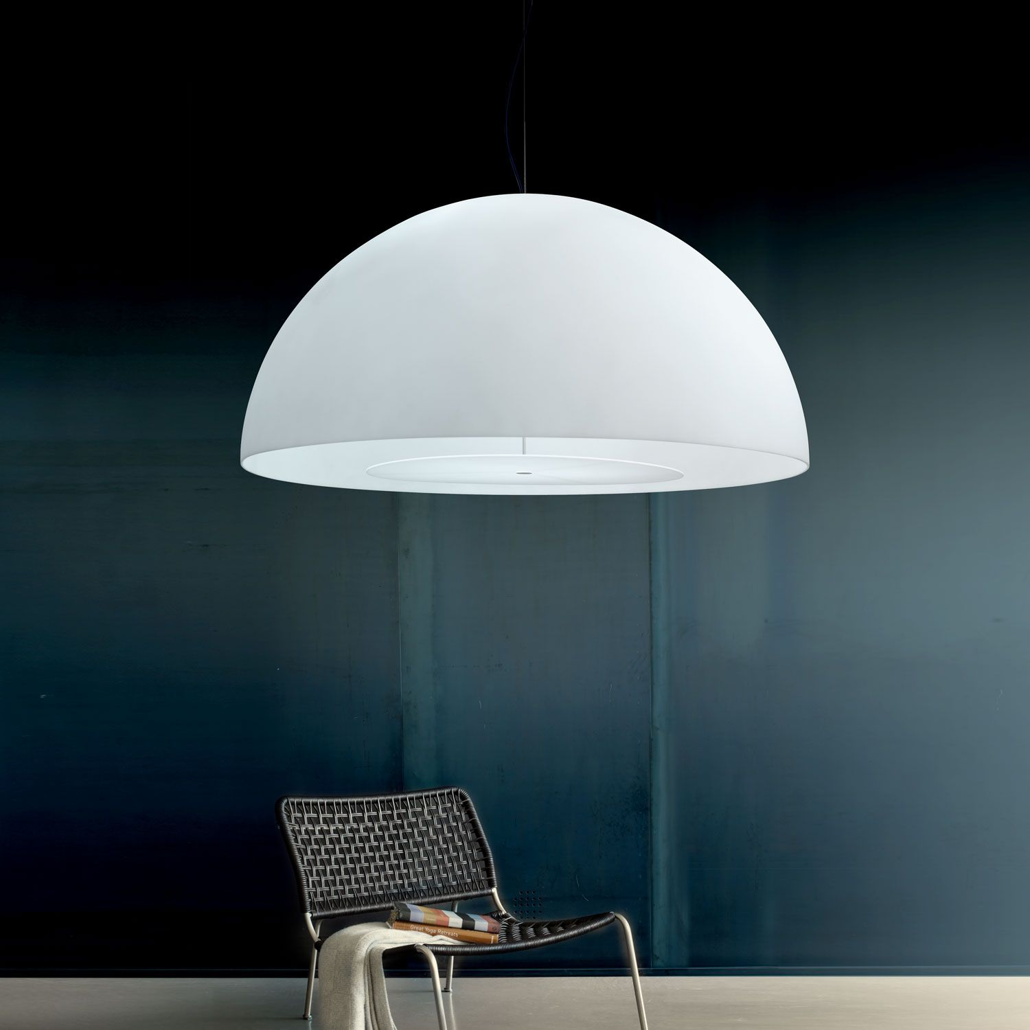 Avico by Charles Williams at FontanaArte | Large Pendant Lights ...