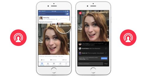 Facebook Live permite a transmissão ao vivo de 24 horas #facebook_live , #baixar_facebook , #facebook_baixar : http://www.baixarfacebookgratis.com.br/