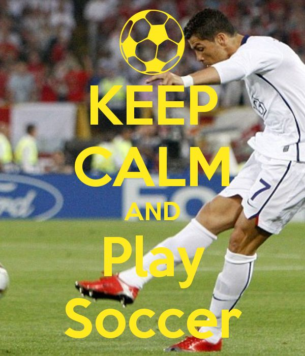 Couldn't have said it better.... Love you RONALDO!!!!!!