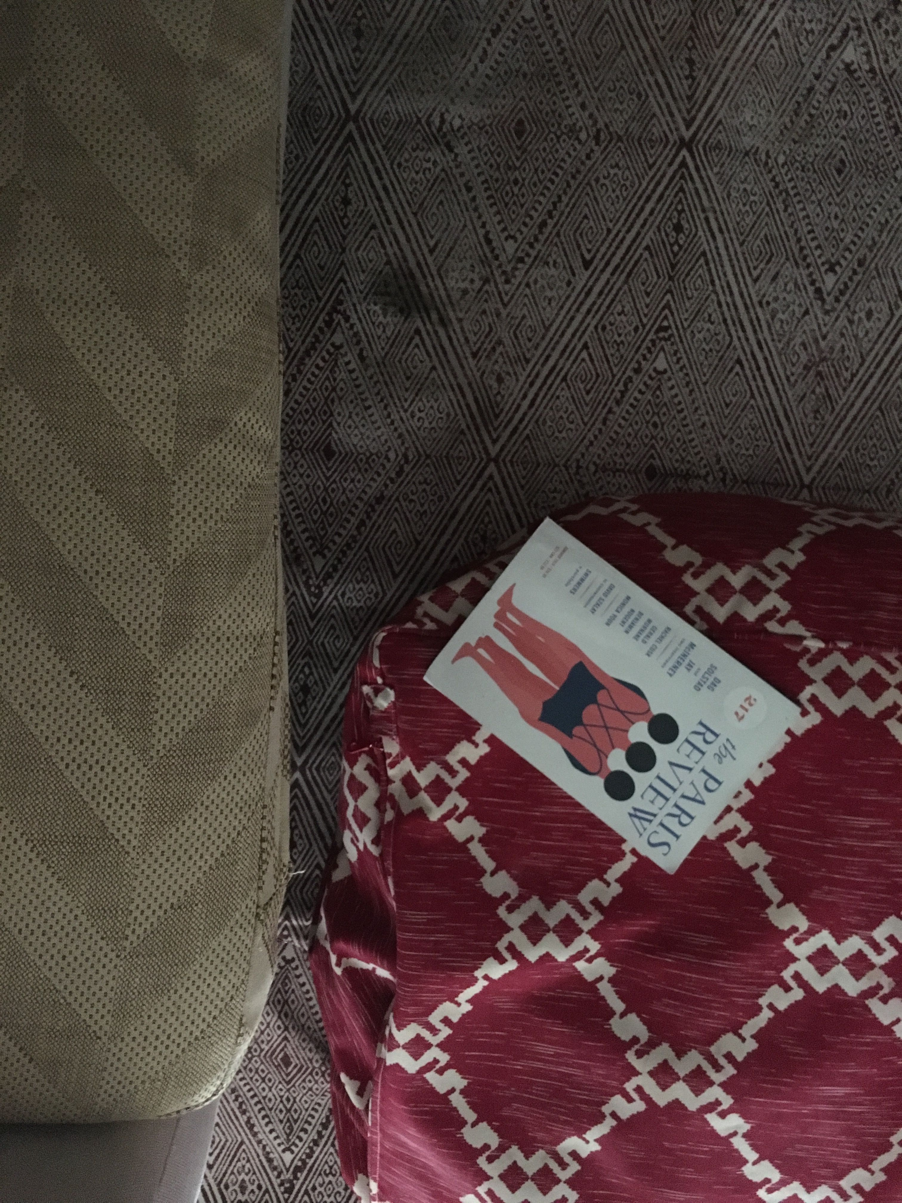 Pillows And The Paris Review Readeverywhere Paris Books To