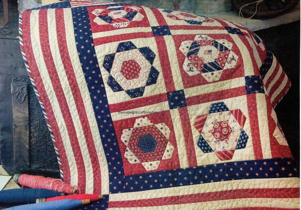 pin auf patriotic quilts