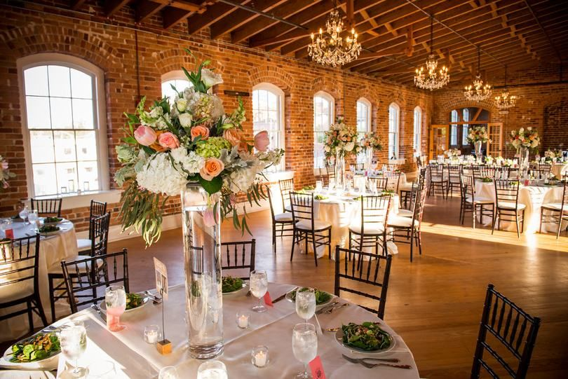 Top 14 Warehouse Wedding Venues In The Nc Triangle You Re Great