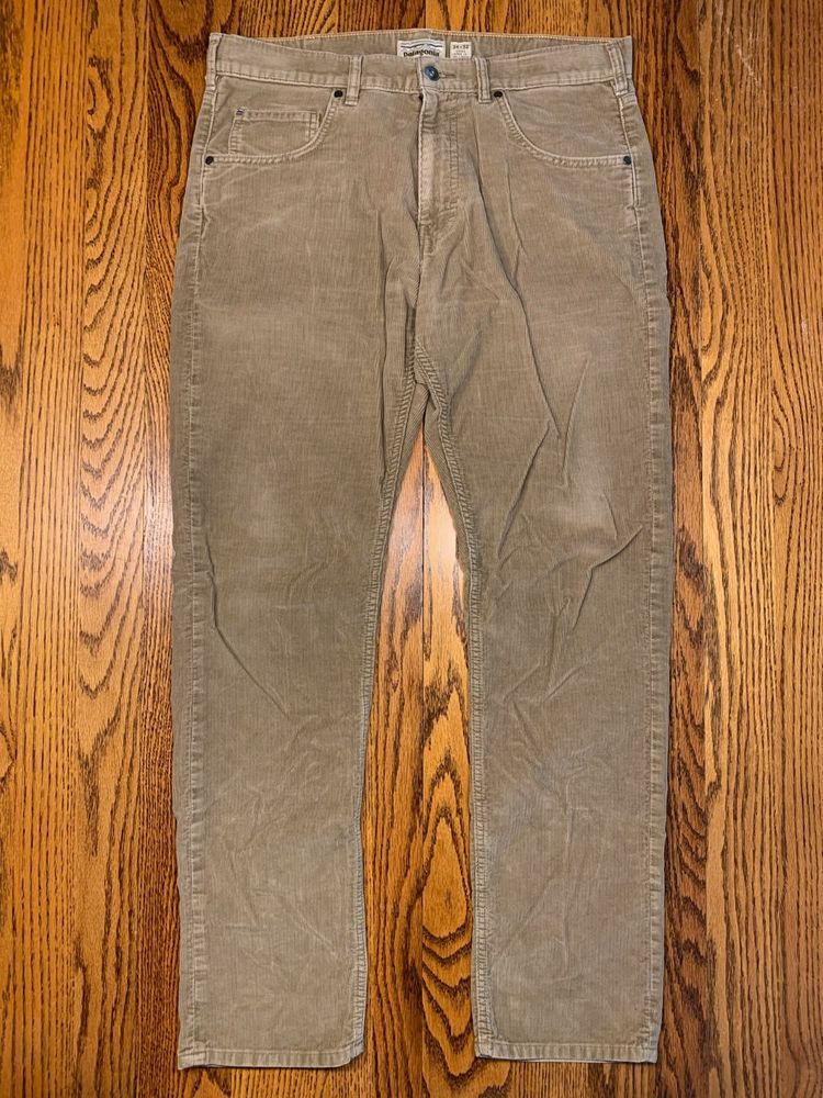 bc6be3f230b6 Patagonia Men's Straight Fit Cords - Corduroy Pants - Ash Tan - size 34 x  32 #fashion #clothing #shoes #accessories #mensclothing #pants (ebay link)