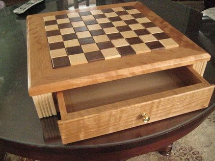 Chess Board Wood Chess Board Chess Board Wood Chess