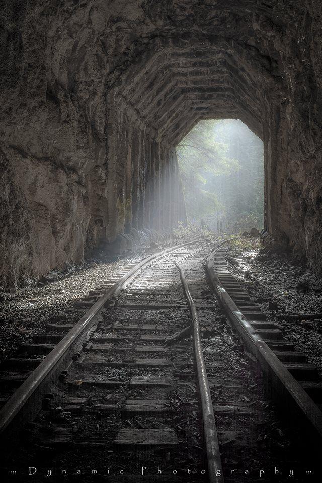 Hike This Amazing Abandoned Railroad On The Oregon Coast