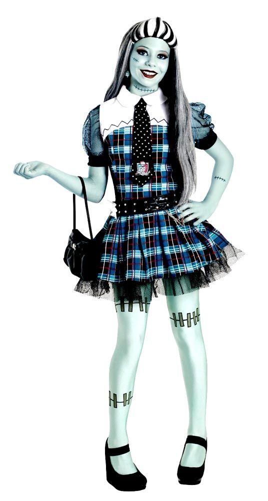 Déguisement Monster High Frankie Stein Monster High High School