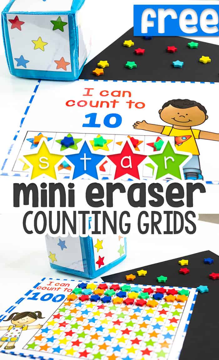 English And Spanish Counting Activities Math Activities Preschool Math Games For Kids Preschool Math Centers [ 1150 x 700 Pixel ]