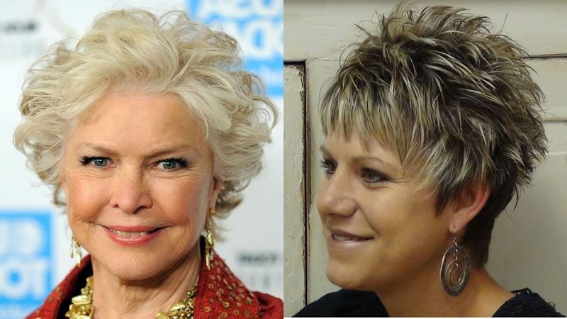22 Ideas Short Hairstyles Round Face Over 60 In 2020 Short Hair Styles Older Women Hairstyles Short Hair Styles For Round Faces
