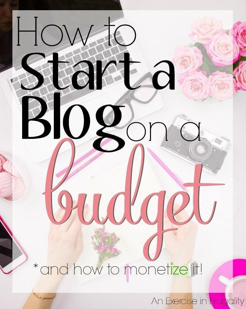 Photo of So starten Sie ein Blog mit kleinem Budget   Alles, was Sie wissen müssen, um zu beginnen …