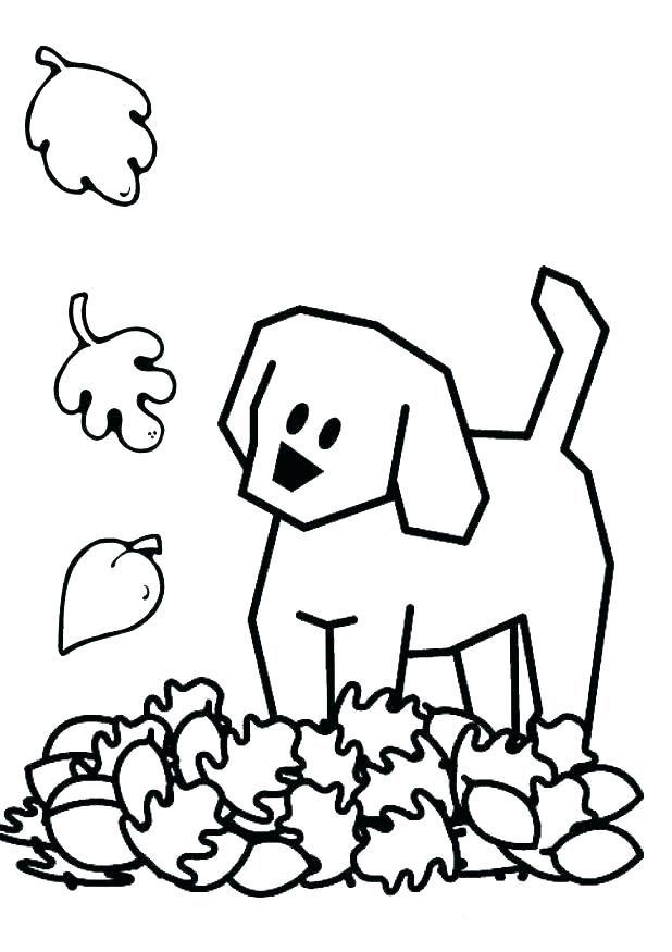 Coloring Sheets November Concept