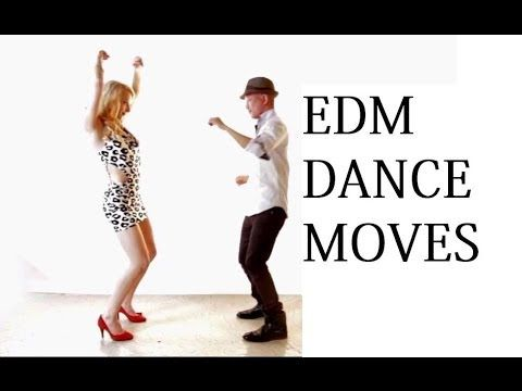 how to dance to techno music