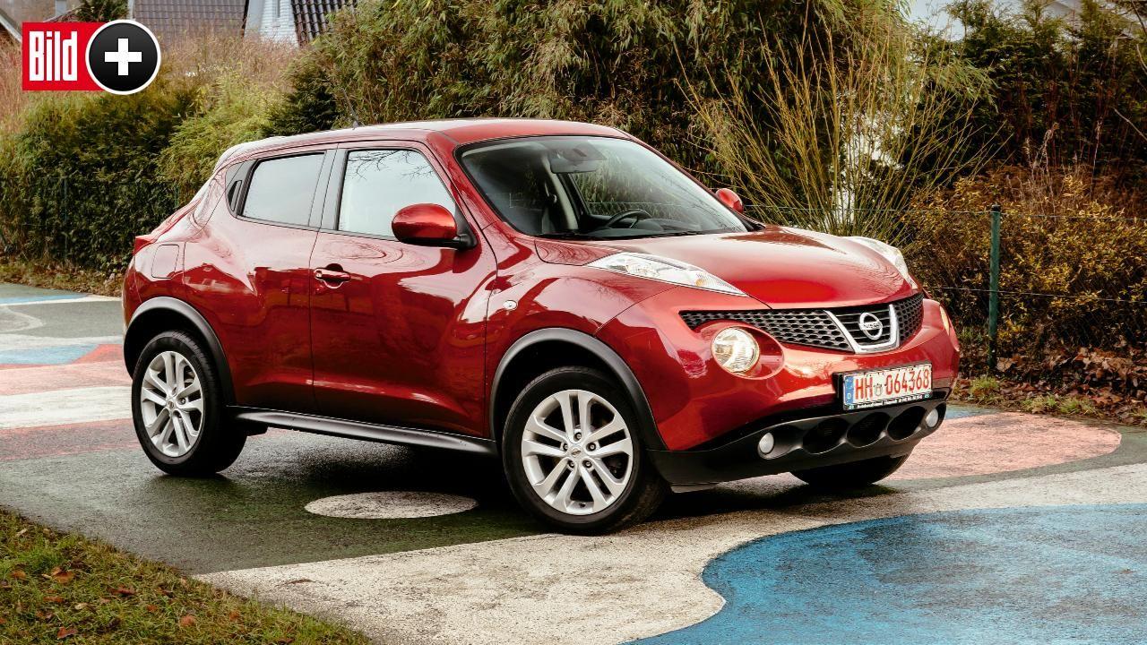 Nissan Juke ab 8000 Euro – Was taugt er als Gebrauchter?   Älter ...