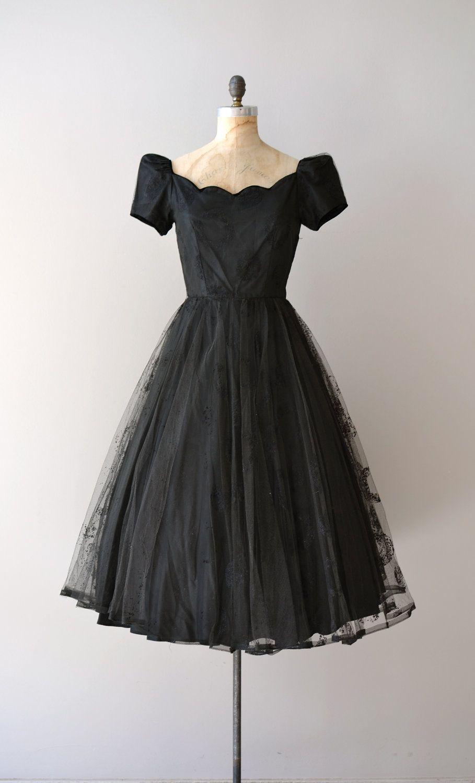 S dress black s dress solfeggio tulle dress tulle dress