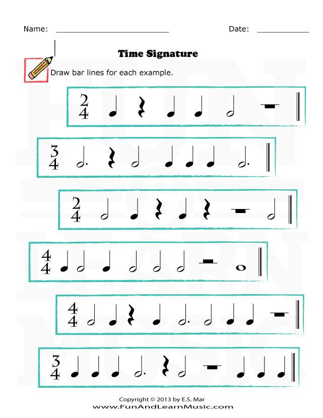 Time Signature - SproutBeat | Studying music | Pinterest | Musik
