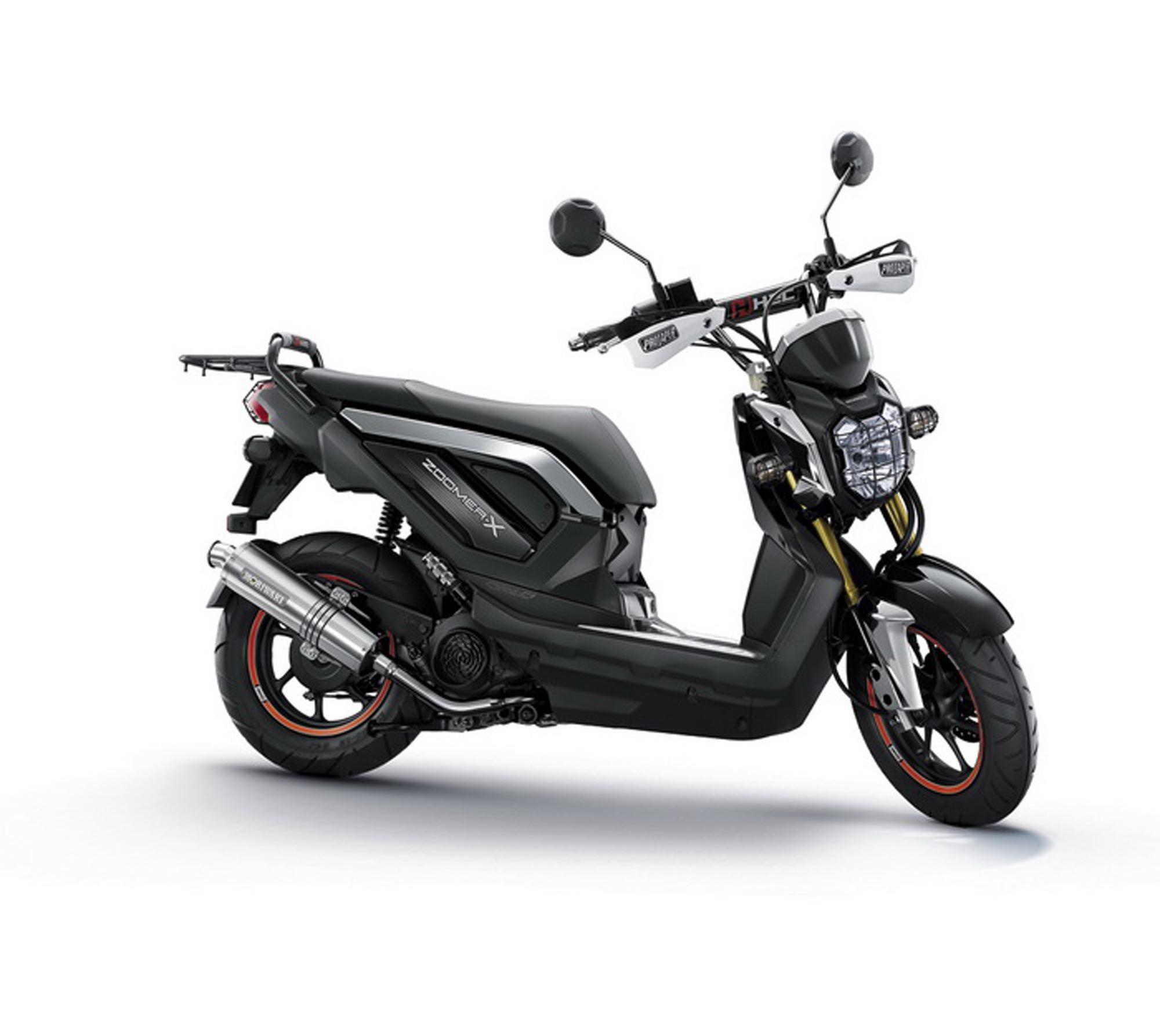 Honda Zoomer X Uk Google Search Honda Bike Vehicles