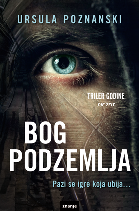Novi YA roman u izdanju Znanja napeti je triler koji govori o opasnostima virtualnog svijeta. http://fb.me/3Vaax1OpY