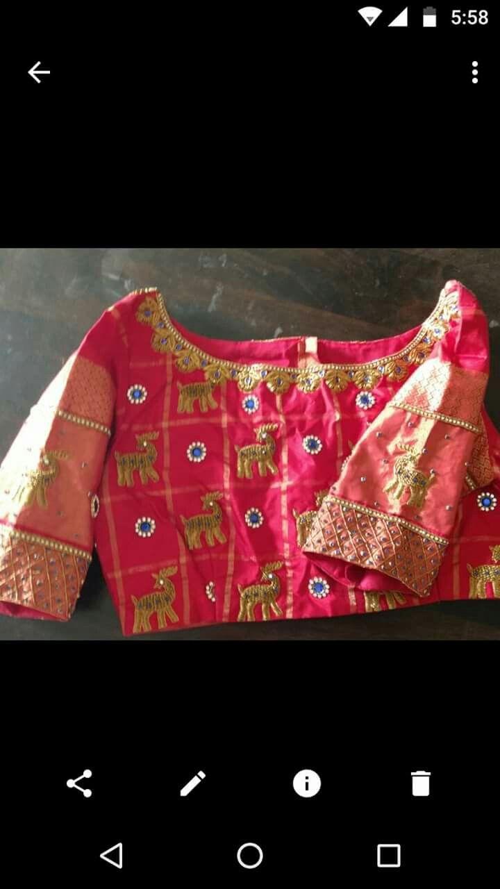 Pin by anu subramanian on blouse pinterest blouse designs saree