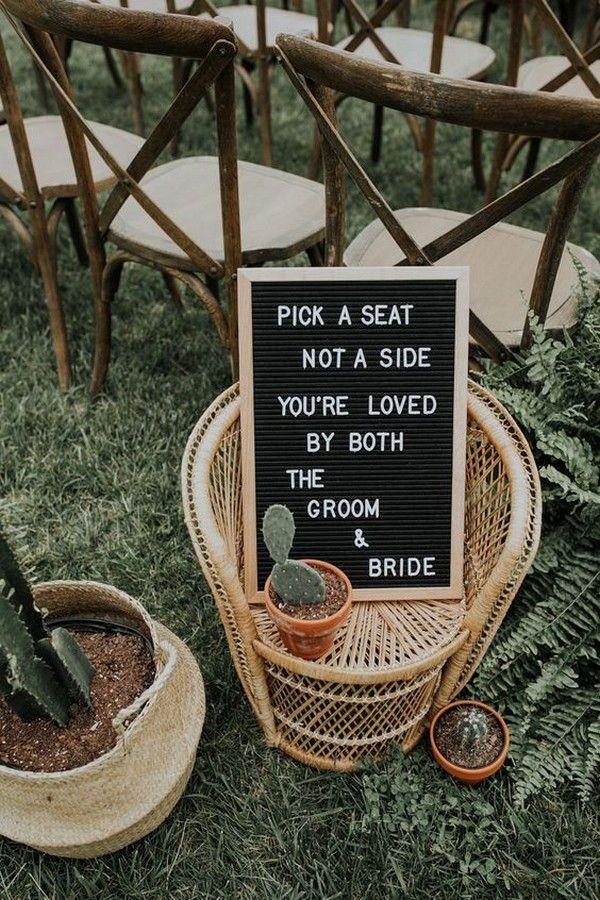 20 Bohemian Wedding Decoration Ideas to Inspire Your Big Day - EmmaLovesWeddings