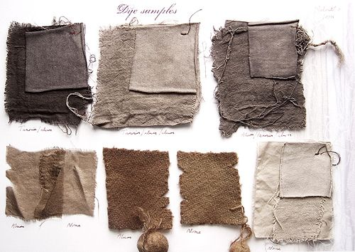 Walnut iron dye pinterest iron barking f c and for The art and craft of natural dyeing