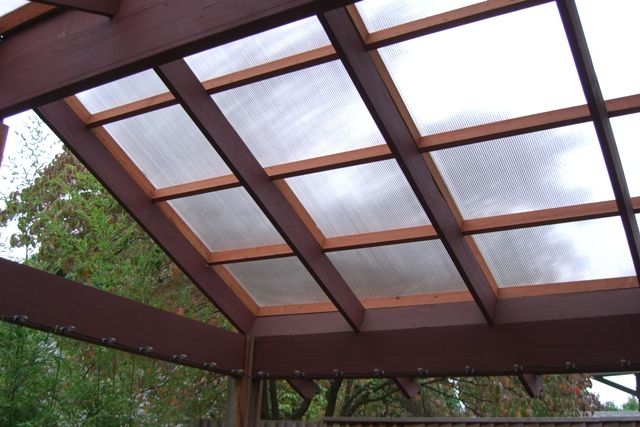 Porch Roofing Clear Plastic Pergola With Roof Pergola Corrugated Plastic Roofing