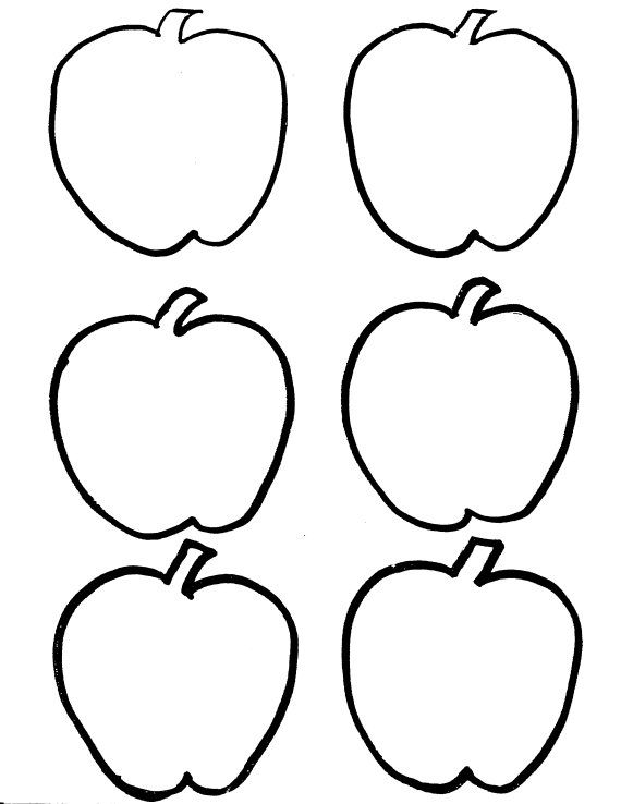 Print And Coloring Pages Apple Apple Coloring Pages Apple Coloring