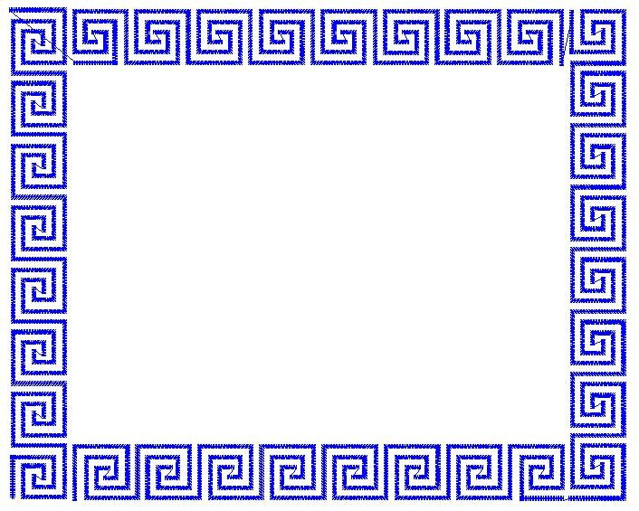 Embroidery Patterns Embroidery Design: Greek Key Frame 5 ...