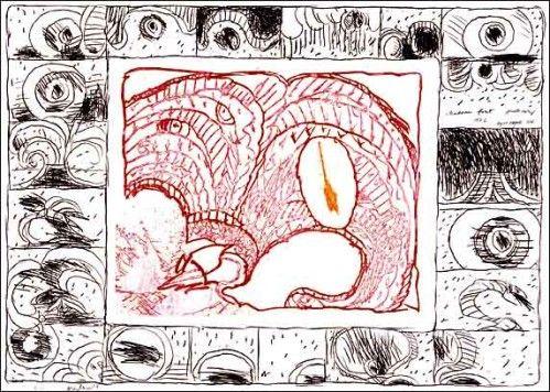 Bien connu alechinsky oeuvres principales - Recherche Google | Art  CA08