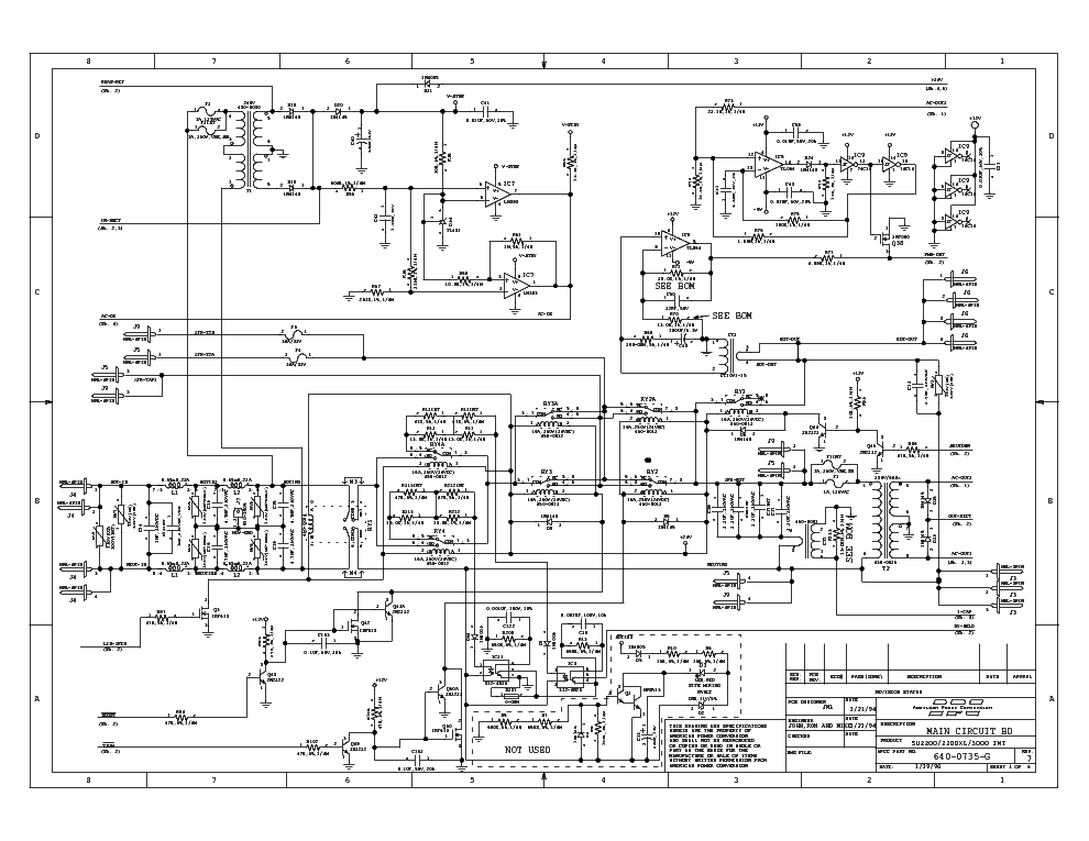 APC UPS smart ups schematic  Google Search | circuits