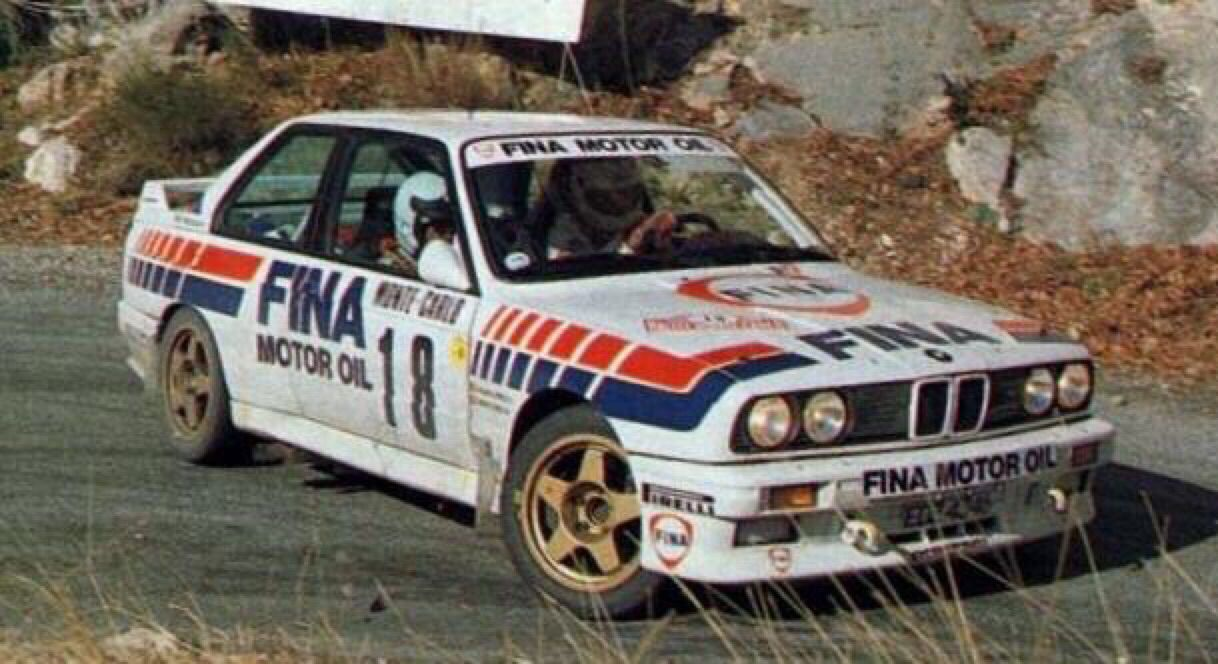 Marc duez sideways bmw m3 e30 rally cars pinterest bmw m3 bmw and e30