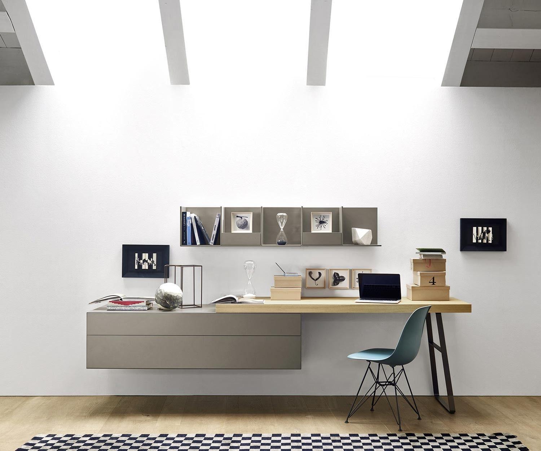 Wohnzimmer schreibtisch ~ Livitalia ecletto wandkommode schubladen eiche und schreibtische