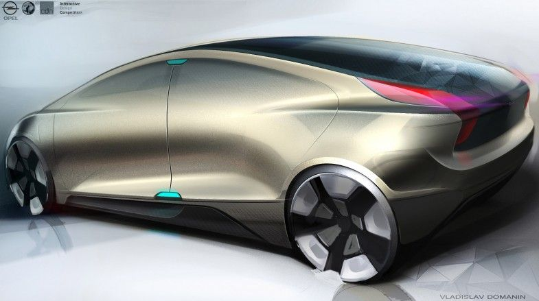 opel ampera 2020 in DESIGN THE 2020 AMPERA: | Automotive ...