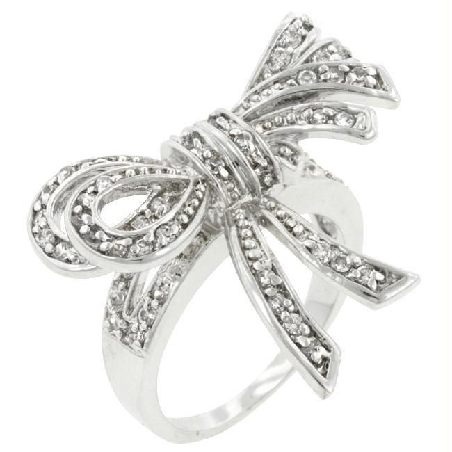 Double Knot Shoelace Ring Products Pinterest
