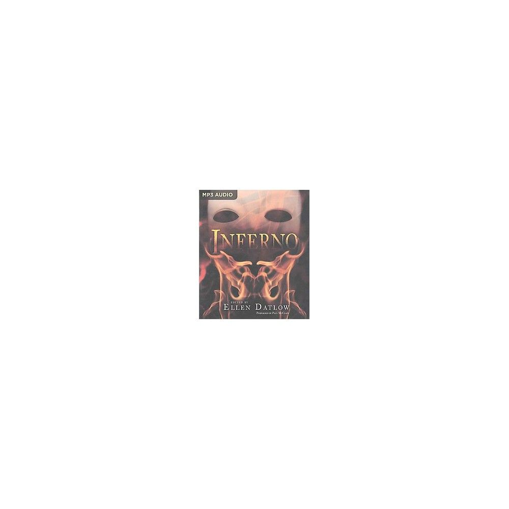 Inferno (Unabridged) (Compact Disc)